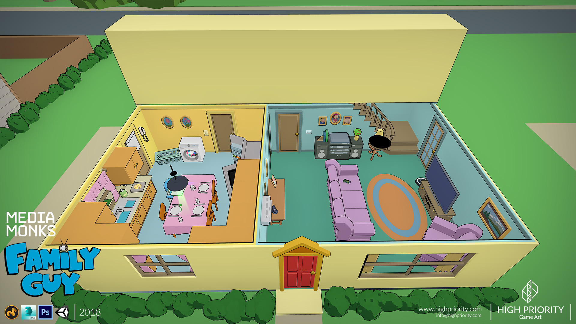 High Priority - Family Guy - Samsung - 06