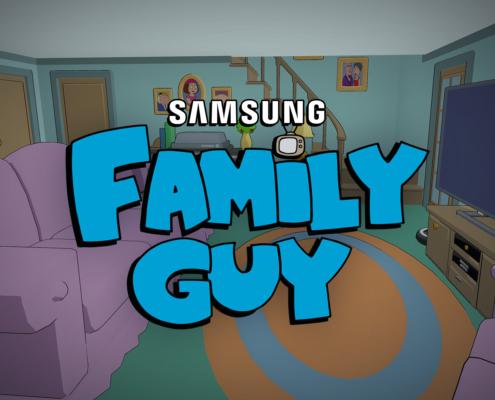 Family Guy - Samsung - Thumbnail