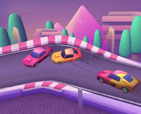 Racer Make Way - Thumbnail