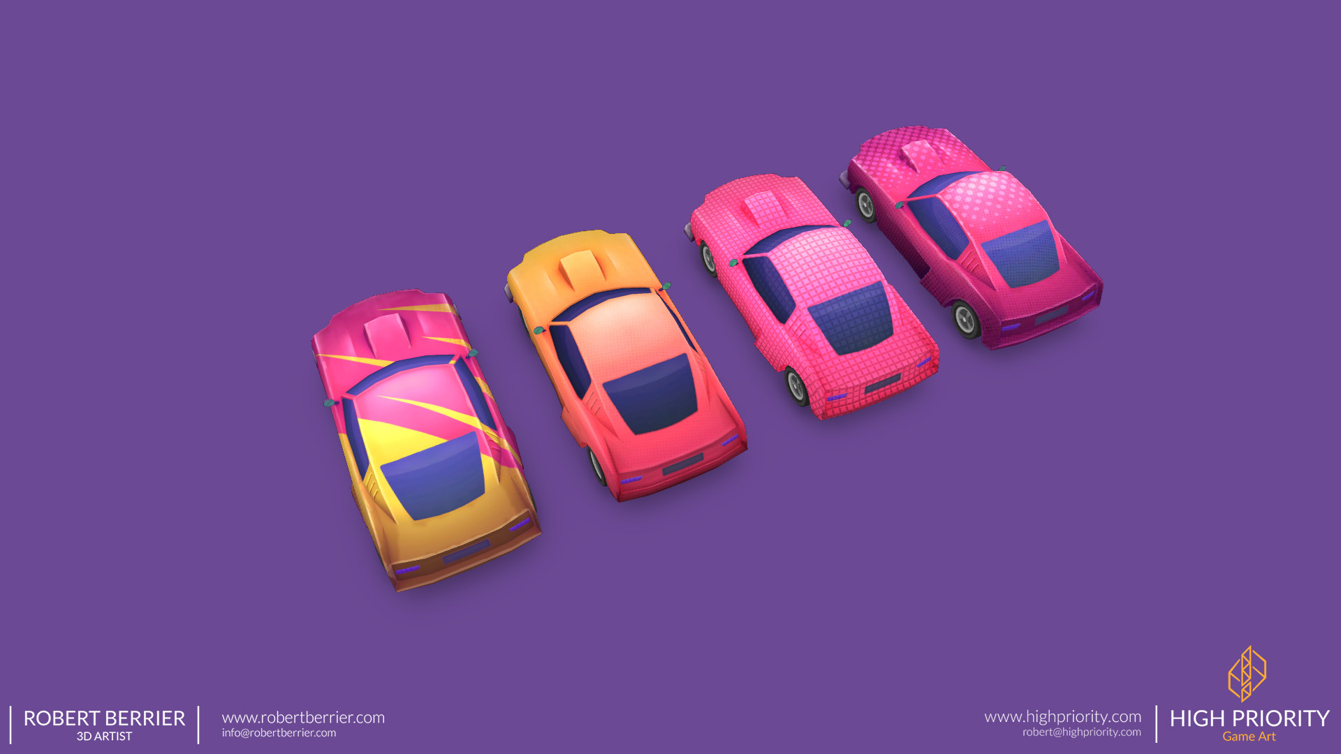 High Priority - Racer Make Way - Cars 03