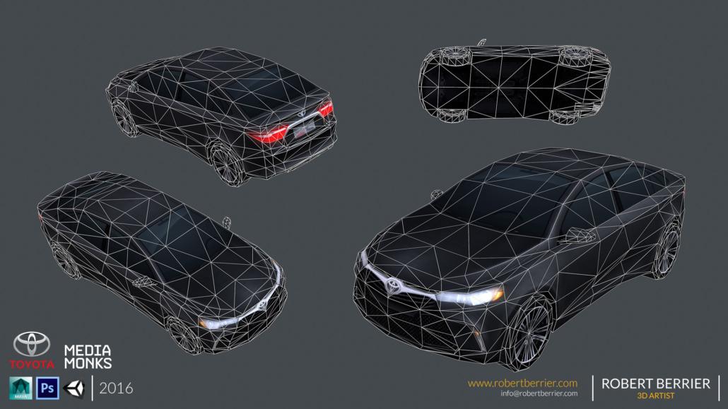 Robert Berrier - Toyota Camry 02 wire