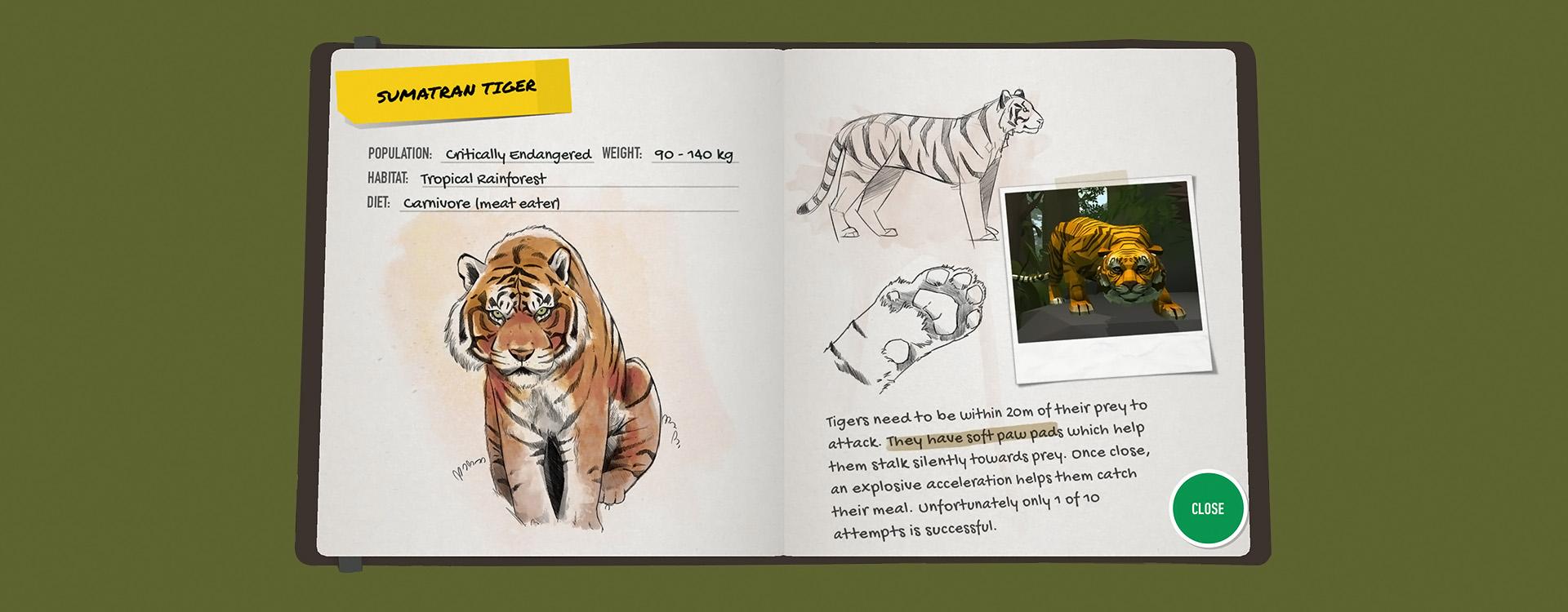Robert Berrier - WWF - Into the wild 09
