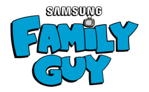 Samsung Family Guy Logo