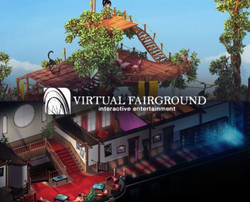 Virtual Fairground - Thumbnail A