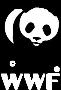 WWF Logo White