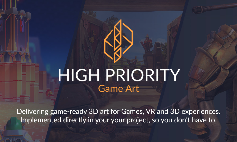 High Priority - Game Art - Top Banner 2 small