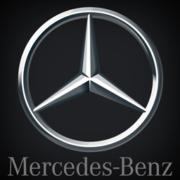 Mercedes logo square 256