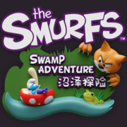 Smurfs Swamp Adventure logo square 256