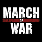 March of War logo black square 256